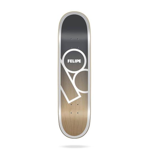 Plan B Skateboard Deck Felipe Gustavo Koogie 8.25 x 32.125