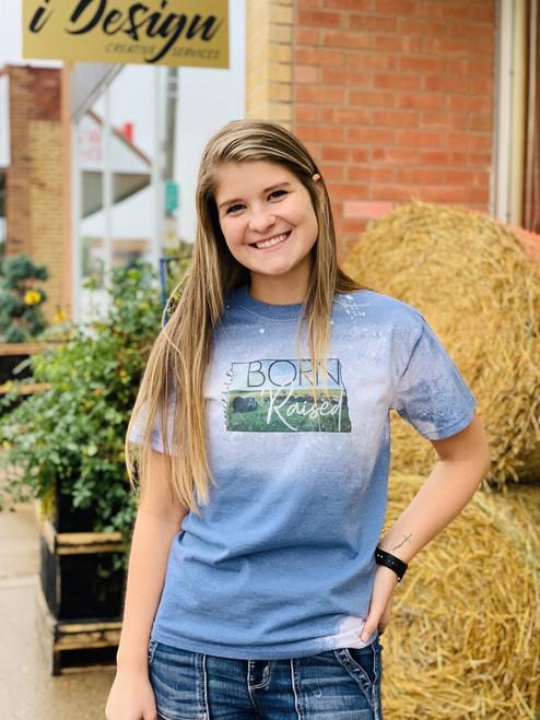 ND Born & Raised - Ranch, ND Born & Raised - Ranch T-Shirt