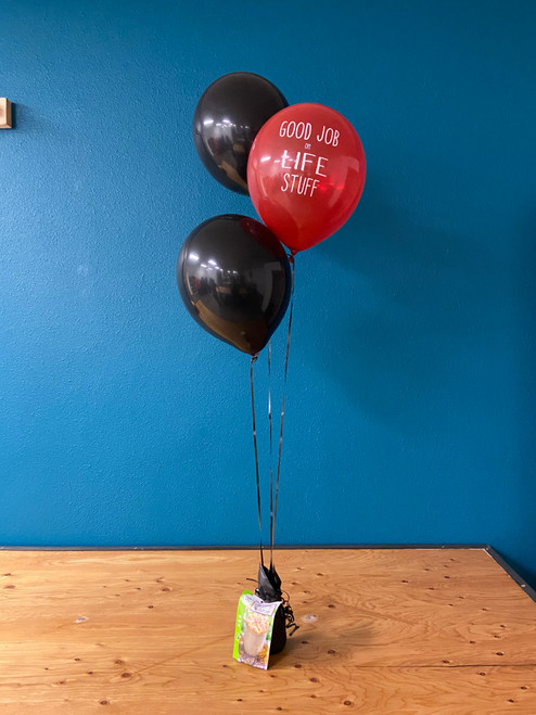 Funny Balloon Cluster