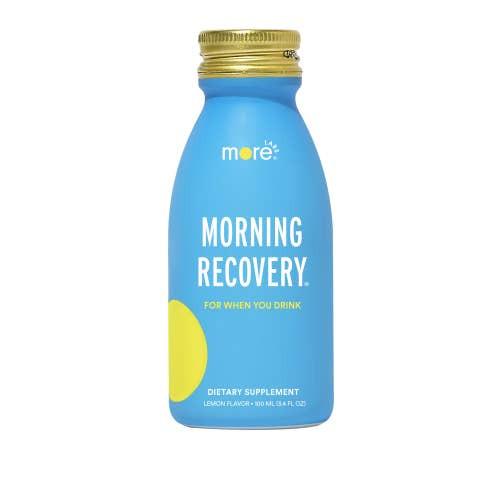 Lemon Morning Recovery Drink