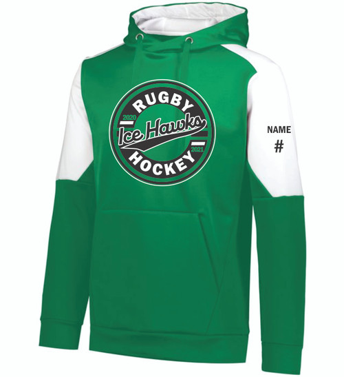 Ice Hawks Holloway® Youth Hoodie