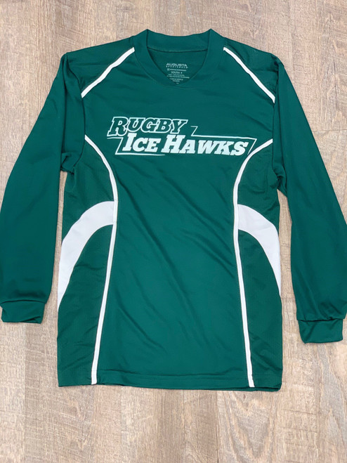 Ice Hawks Youth Athletic Shirt