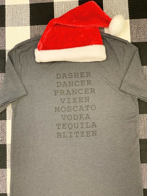 Dasher Dancer Tee