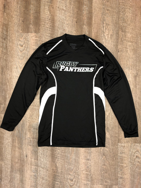 Black Youth Panthers Athletic Shirt