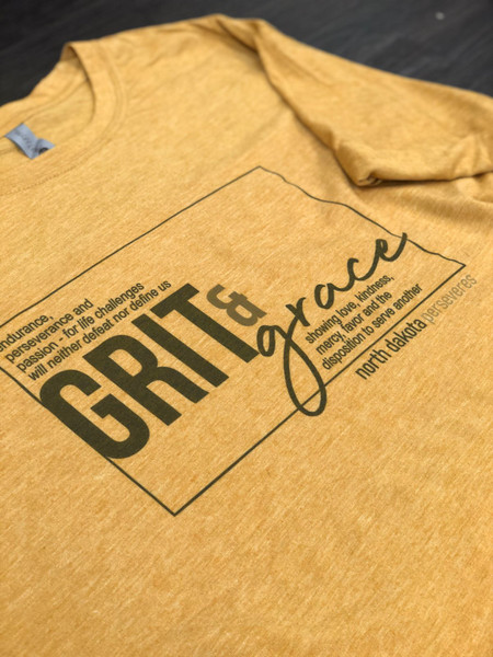 Grit & Grace Original Tee