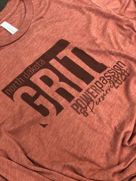 Grit & Grace Power Passion Tee