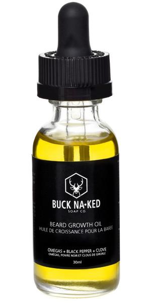 Buck Naked Beard Growth Oil