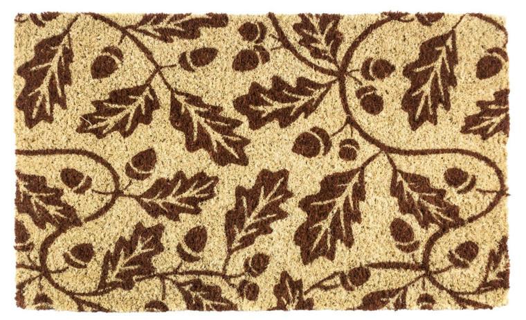 Acorns Coconut Fiber Doormat