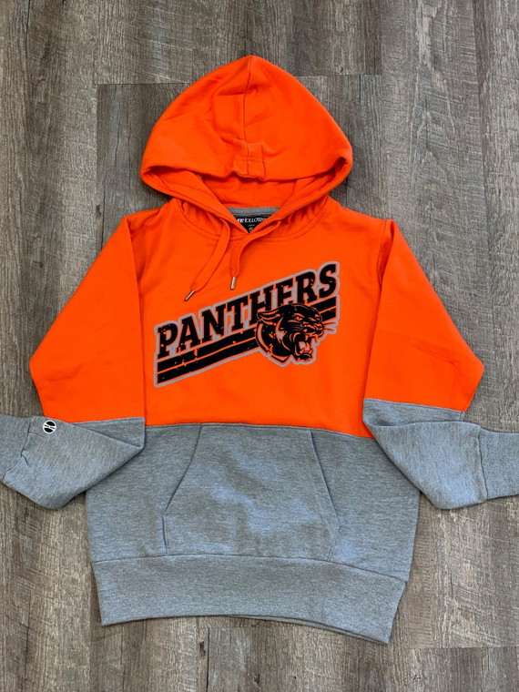 Ladies Panther Hoodie