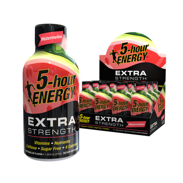 Watermelon Extra Strength 5-hour ENERGY® 12-Pack