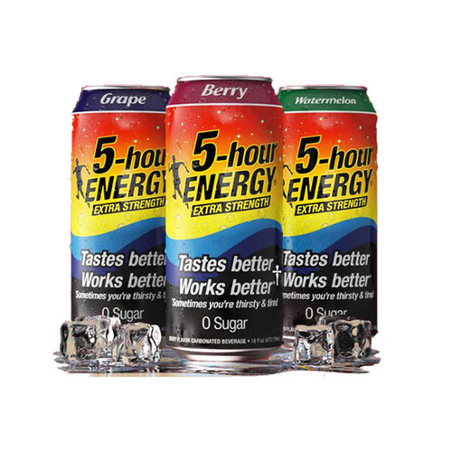 Extra Strength Variety 5-hour ENERGY® Drink 3-Pack