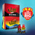 The Berry Big Pack - Energy Shot 24 Pack - 1x Berry Flavor Regular Strength 12 Pack and 1x Berry Flavor Extra Strength 12 Pack