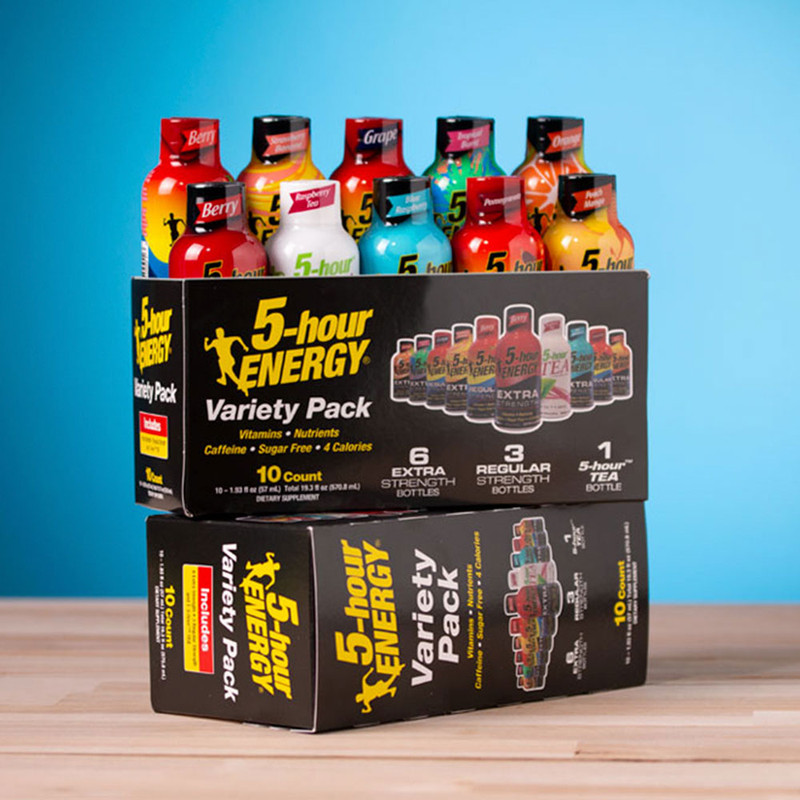 5-hour ENERGY® Shot Variety 10-Pack