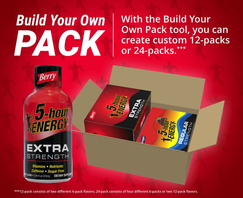 Build Your Own Pack - With the Build Your Own Pack tool, you can create custom 12-packs or 24-packs.***