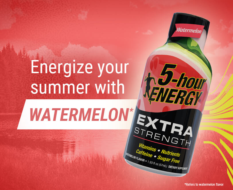 Energize your summer with Watermelon