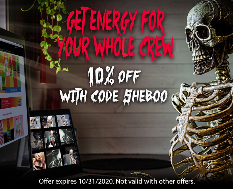 10% off using code 5HEBOO until 10/31/20. Not valid with other offers.