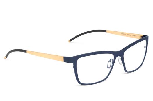 Orgreen Daria, Orgreen Designer Eyewear, elite eyewear, fashionable glasses