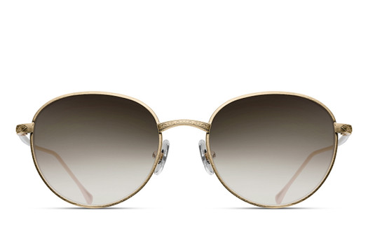 M9014 SUN, solid silver, jewelry glasses, Matsuda Designer Eyewear, elite eyewear, fashionable glasses