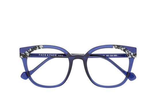Face a Face DJAZZ 1, Face a Face frames, fashionable eyewear, elite frames