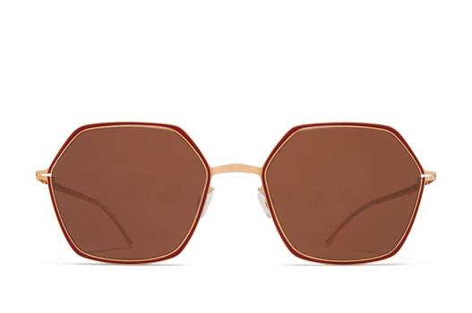 MYKITA TILLA SUN, MYKITA sunglasses, fashionable sunglasses, shades