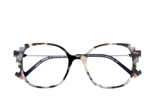 BOCCA PIXEL 2, Face a Face lightweight frames, chic frames, acetate eyewear