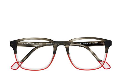 PICCA 2, Face a Face frames, fashionable eyewear, elite frames