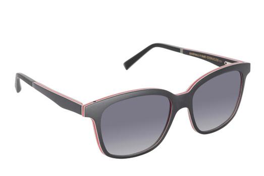 NORMA 01 SUN, Gold & Wood glasses, luxury, opthalmic eyeglasses