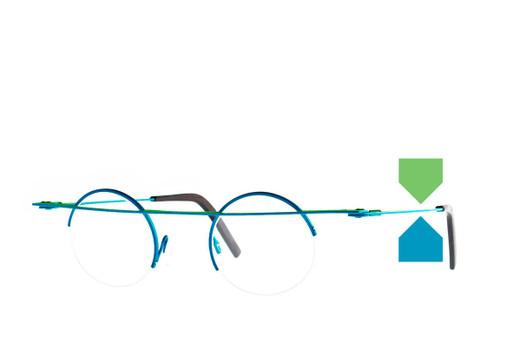 Theo Gnocchi, Theo Designer Eyewear, elite eyewear, fashionable glasses