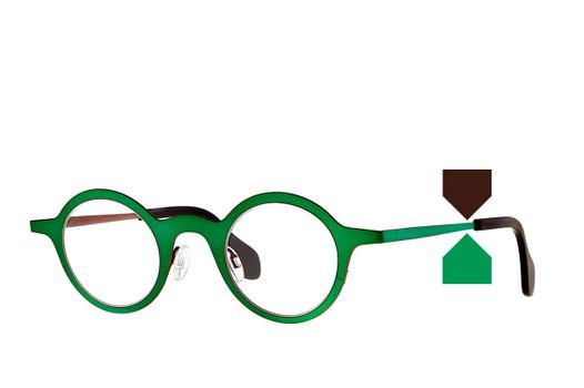 Theo Mille+24, Theo Designer Eyewear, elite eyewear, fashionable glasses