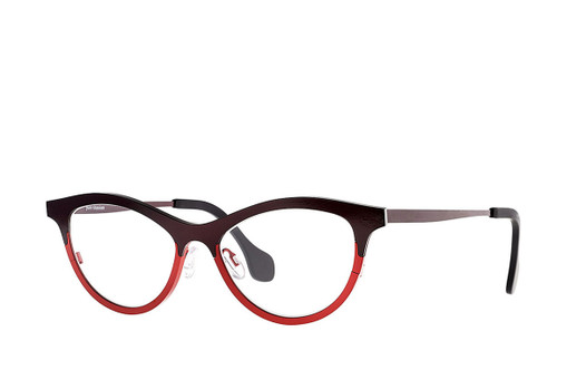 Theo Mille+53, Theo Designer Eyewear, elite eyewear, fashionable glasses