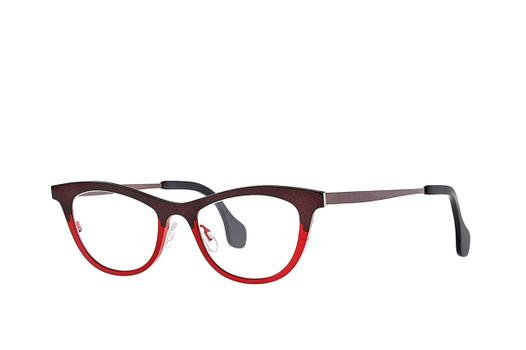 Theo Mille+59, Theo Designer Eyewear, elite eyewear, fashionable glasses
