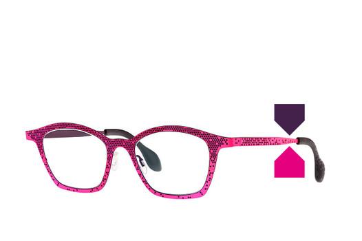 Theo Mille+62, Theo Designer Eyewear, elite eyewear, fashionable glasses