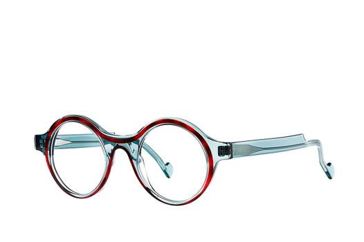 Theo Tetris, Theo Designer Eyewear, elite eyewear, fashionable glasses