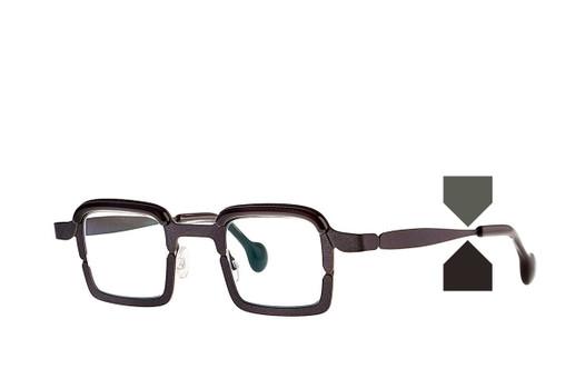 Theo Throwie, Theo Designer Eyewear, elite eyewear, fashionable glasses