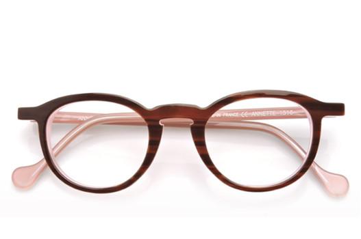 Anne et Valentin Annette, Anne et Valentin Designer Eyewear, elite eyewear, fashionable glasses