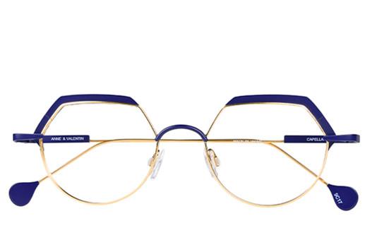 Anne et Valentin Capella, Anne et Valentin Designer Eyewear, elite eyewear, fashionable glasses