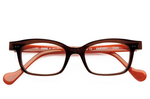 Anne et Valentin Cherry, Anne et Valentin Designer Eyewear, elite eyewear, fashionable glasses