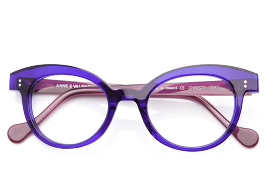 Anne et Valentin Christy, Anne et Valentin Designer Eyewear, elite eyewear, fashionable glasses