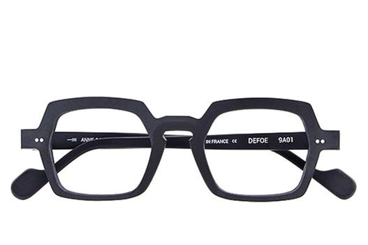 Anne et Valentin Defoe, Anne et Valentin Designer Eyewear, elite eyewear, fashionable glasses
