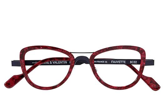 Anne et Valentin Fauvette, Anne et Valentin Designer Eyewear, elite eyewear, fashionable glasses