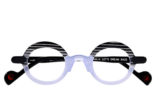 Anne et Valentin Let's Dream, Anne et Valentin Designer Eyewear, elite eyewear, fashionable glasses