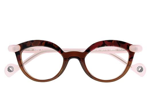 Anne et Valentin Let's Swing, Anne et Valentin Designer Eyewear, elite eyewear, fashionable glasses