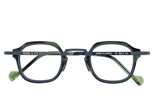 Anne et Valentin M.7, Anne et Valentin Designer Eyewear, elite eyewear, fashionable glasses