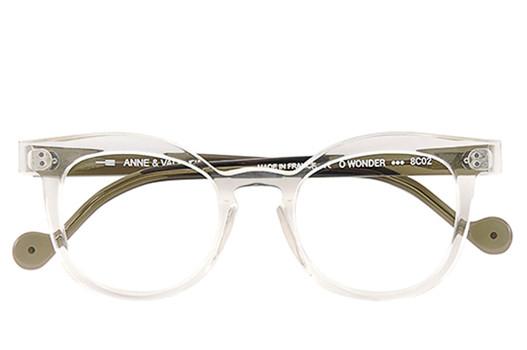 Anne et Valentin O Wonder, Anne et Valentin Designer Eyewear, elite eyewear, fashionable glasses