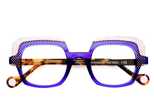 Anne et Valentin Pattern, Anne et Valentin Designer Eyewear, elite eyewear, fashionable glasses