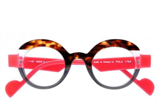 Anne et Valentin Pola, Anne et Valentin Designer Eyewear, elite eyewear, fashionable glasses