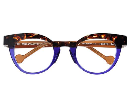 Anne et Valentin Pretty, Anne et Valentin Designer Eyewear, elite eyewear, fashionable glasses
