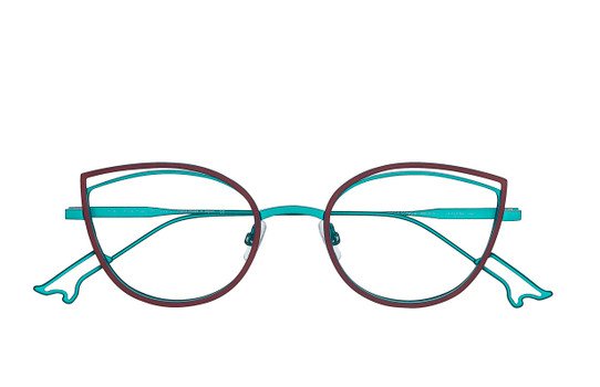BOCCA SONG 4, Face a Face frames, fashionable eyewear, elite frames