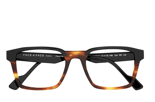 KEITH 1, Face a Face frames, fashionable eyewear, elite frames