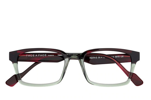 KEITH 2, Face a Face frames, fashionable eyewear, elite frames